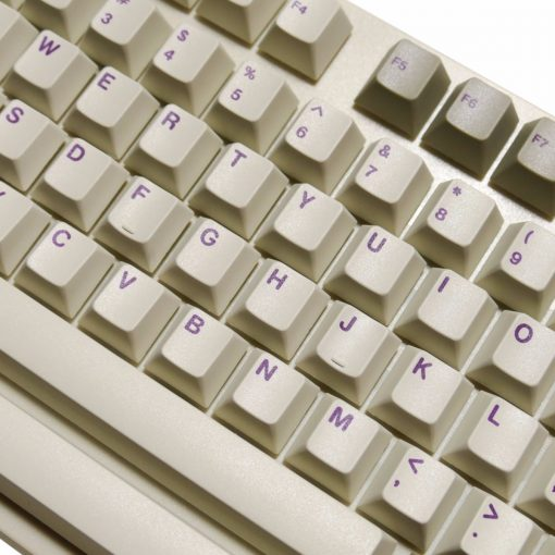 enjoypbt Keycap Set - English - Purple-2247